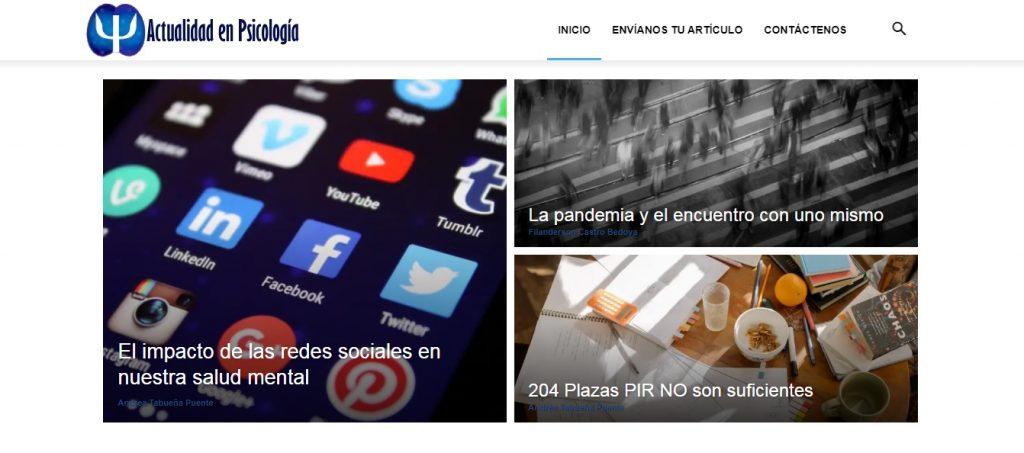 Actualidad en Psicologia.com - Web Leopardo - SeoDeseo