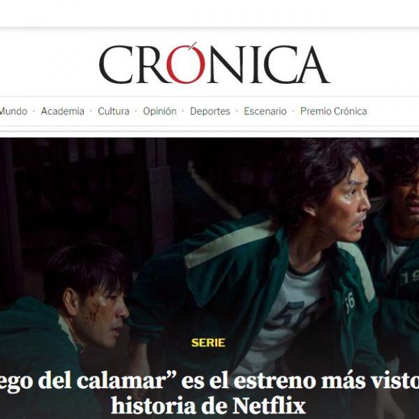Cronica Mexico - Web Dragon - SeoDeseo