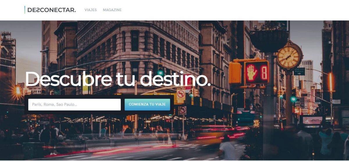Desconectar.com - Web Leopardo - SeoDeseo