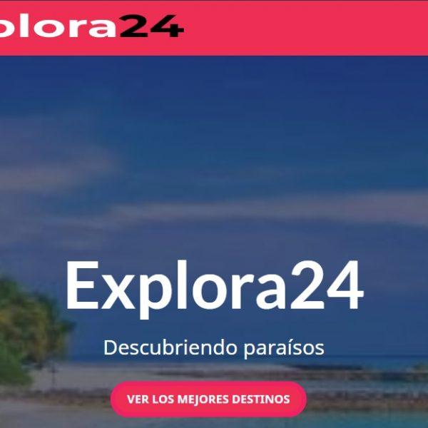 Explora24 - Web Ardilla - SeoDeseo