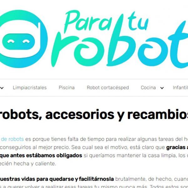 Paraturobot.com - Web Leopardo - SeoDeseo
