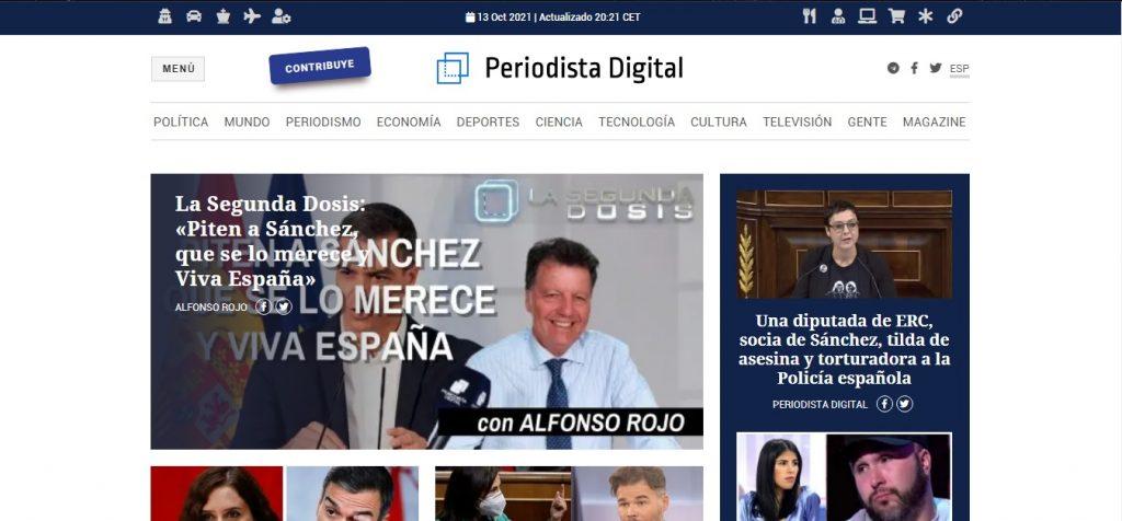 Periodista Digital - Web Dragon - SeoDeseo