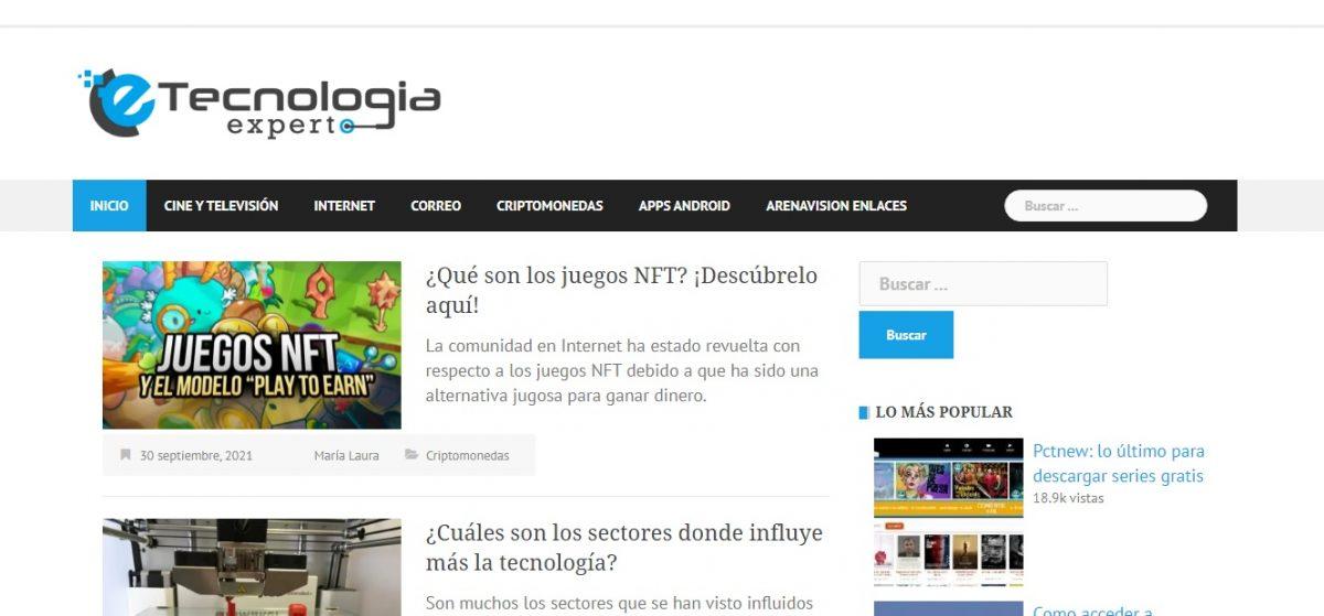 Tecnología Experto - Web Leopardo - SeoDeseo