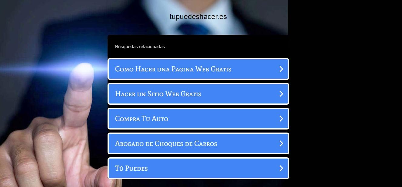 TupuedesHacer.es - Web Ardilla - SeoDeseo