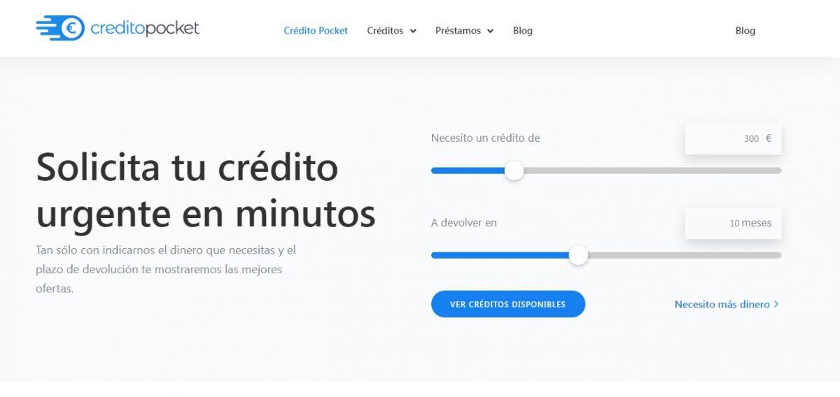creditopocket.com - Web Leopardo - SeoDeseo