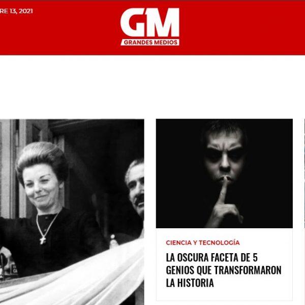 grandesmedios.com - Web Dragon - SeoDeseo