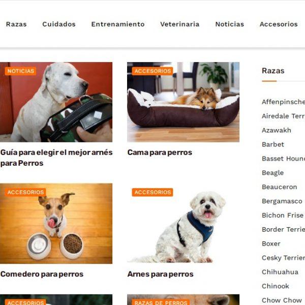 perros.review - Web Leopardo - SeoDeseo