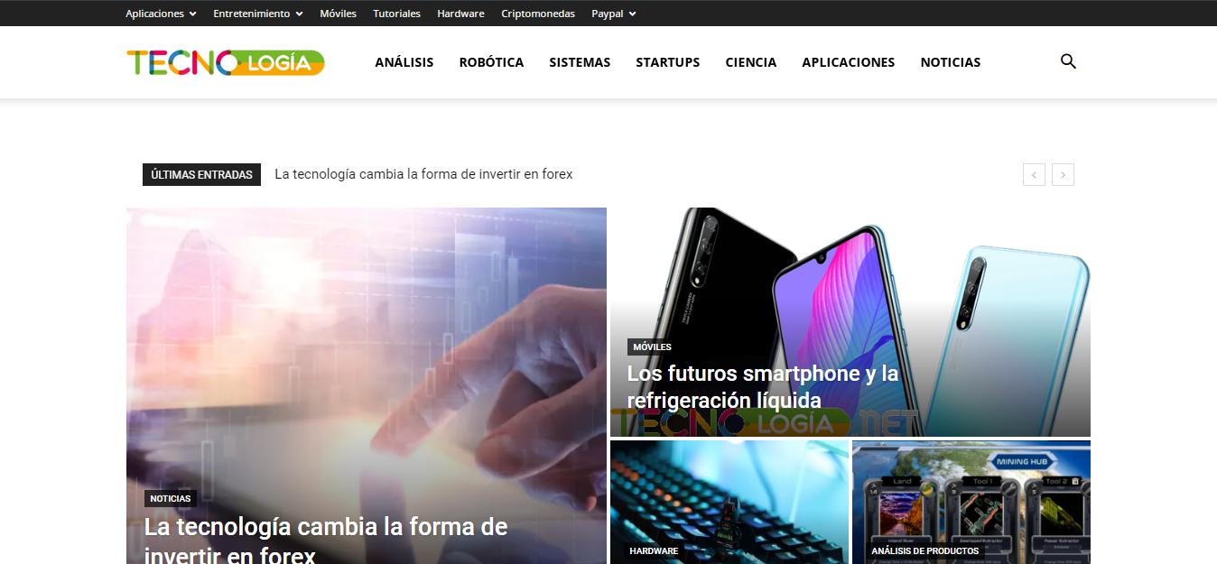 tecnologia.net - Web Dragon - SeoDeseo